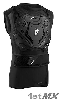 Thor Sentry XP Motocross Off Road Vest Body Protector Armour Adult Large XLarge