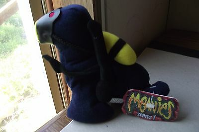 Meanies Series 1 Navy Seal Vintage 1997 Scuba Gear The Idea Factory New With Tag