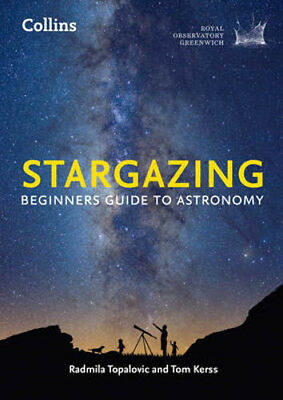 Collins Stargazing: Beginners Guide to Astronomy | Greenwich Royal Observatory