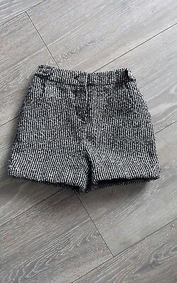 girls winter shorts 2-3