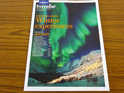 Lonely Planet Traveller Magazine: January: Winter Experiences