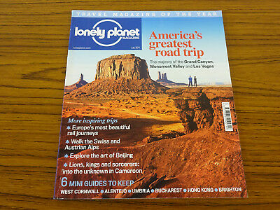 Lonely Planet Magazine: July 2011: America's Greatest Road Trip