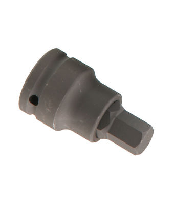 "Genius Tools 1"" Dr. SAE Hex Bit Sockets 5/8"" to 1-3/8"""