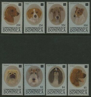 Dominica 1678-85 MNH Dogs