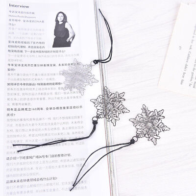 4PCS Cute Bookmark butterfly Style Teacher's Gift Book Marker Stationery TB