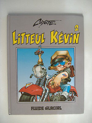 COYOTE - LITTEUL KEVIN tome 2
