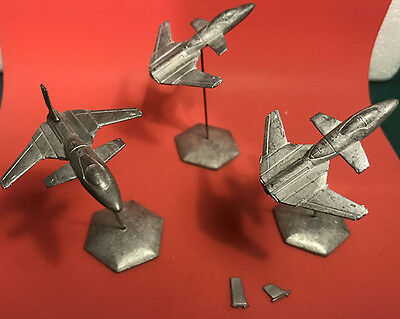 BATTLETECH Ral Partha Miniature - Metal Aircraft STINGRAY F-90 20-705