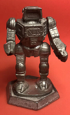 BATTLETECH Ral Partha Miniature - Metal Mech Robot HIGHLANDER 20-896 1990