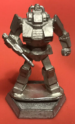BATTLETECH Ral Partha Miniature - Metal Mech Robot SHADOW HAWK rare 1986