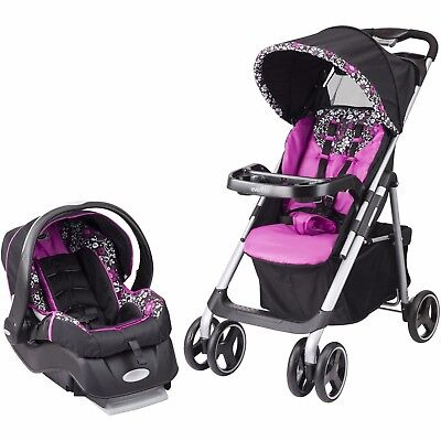 Baby Strollers Travel System Child Car Seat