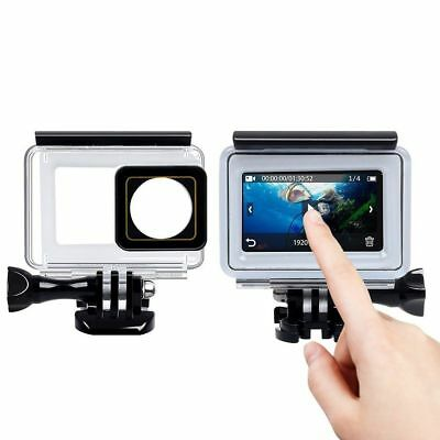Dive Housing Underwater Waterproof Case fits to XIAOMI YI 2 TOUCH SCREEN