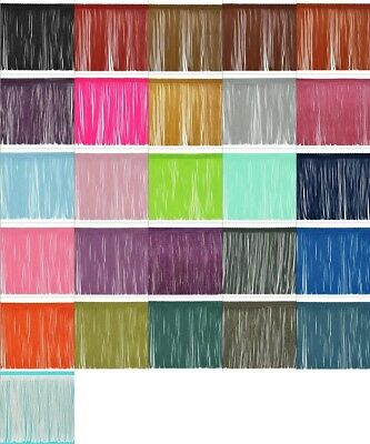 "Expo 5 yards of 6"" Chainette Fringe Trim"