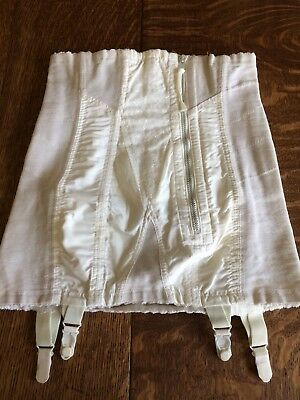 "Vintage Girdle from Marks & Spencer, 1950s, Firm Control, 26"" waist (G5)"