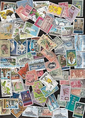 BARBADOS 205 different CV = 172$