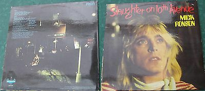 Mick RONSON    Slaughter on 10 th Avenue