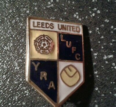 Vintage Leeds badge