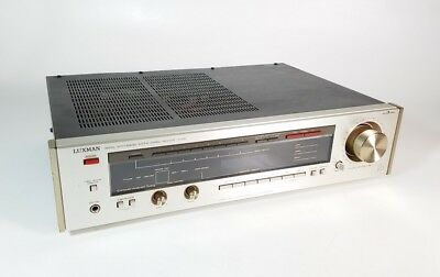 (Read Ad) Luxman R-406 Digital Synthesized AM/FM Stereo Receiver