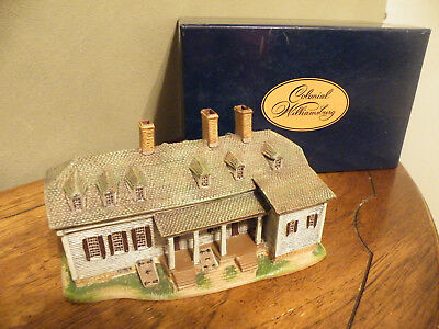 Lang & Wise TOWN HALL COLLECTIBLES/WETHERBURN'S TAVERN/Colonial Williamsburg/NEW