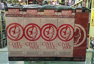 Heroclix Civil War Brick op kit month 4 CANADA SELLER