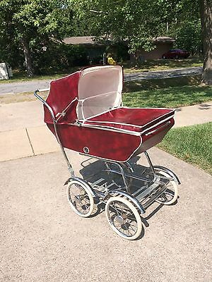 Wonda-Chair Antique Baby Carriage - CLEAN, GREAT CONDITION ( Stroller , Buggy)