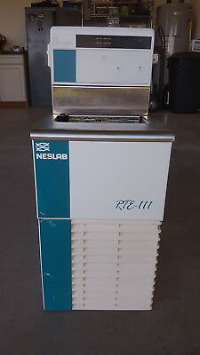 RTE-111 Neslab Instruments Refrigerated Bath Circulator-Tested and Working AS-IS