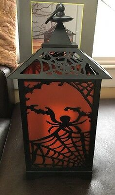 Halloween Lantern With Candle