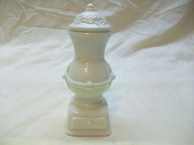 Avon Coffee Mill Decanter Full Of Cologne Vintage Decorative Collectible Bottle