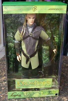 The Lord of the Rings Ken Doll as Legolas - NEW