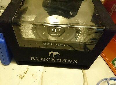 Subwoofer Crunch Blackmaxx