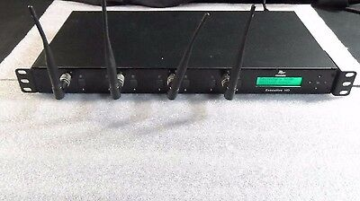 Revolabs Executive HD 8 Channel Wireless Microphone System