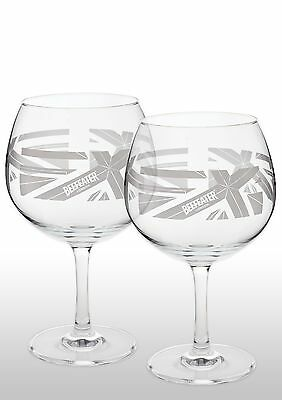 Beefeater Gin Balloon Glass X 2 New