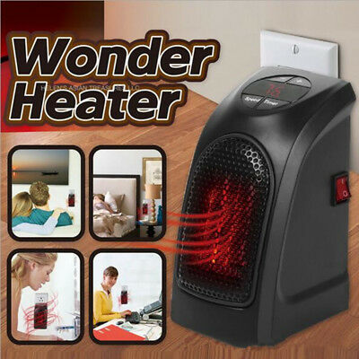 Room Fan Electric Warmer For Office Hom 1 Pcs Portable Electric Air Heater Warm