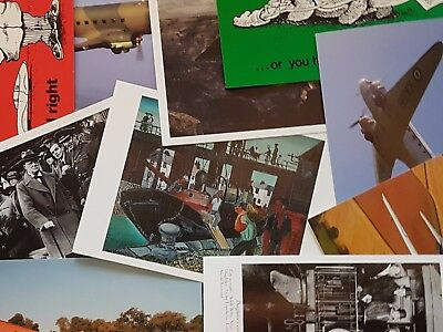 NEW Packs of Random Postcards Ideal for Postcrossing, all different BEST SELLER