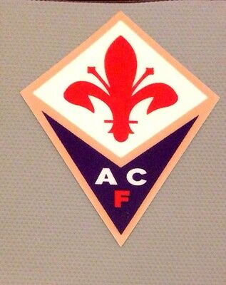 FIORENTINA Football Team Souvenir Crest IRON ON Badge Patch