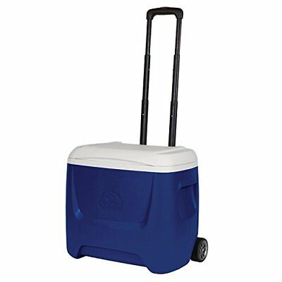 iGloo Island Breeze 28 nevera portátil con ruedas mixta para adulto, azul