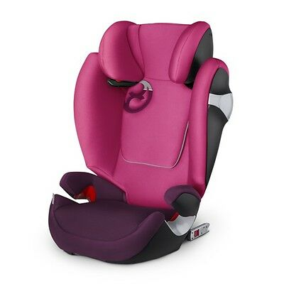 Cybex Solution M-Fix Mystic Pink - NEU