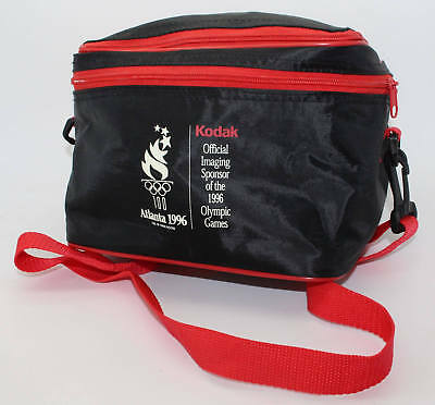 Kodak Atlanta 1996 Olympics Koolsak Cool Bag Back-Pack / Ruck-sack with instruct