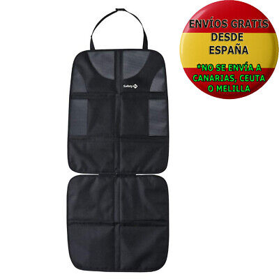 Protector Para Asiento Trasero Safety 1St 33110462 Mpermeable Coche Silla Niño