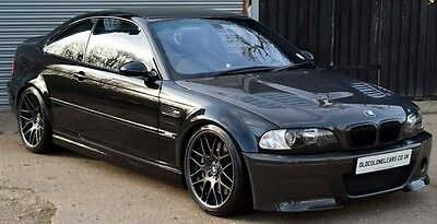 Stunning BMW E46 M3 CSL - ONLY 52,000 Miles - Full History