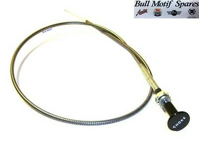 Classic Mini Choke Cable - Mk1 (1959-67) Single Carb Models (Budget) 21A2102Z