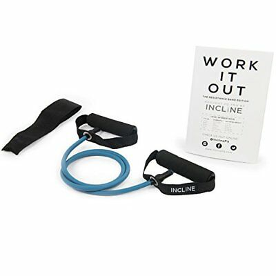 Incline Fit Best Single Exercise Band, Blue
