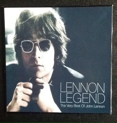 Lennon, John-Lennon Legend: Very Best Of - Cd Replaced Cover