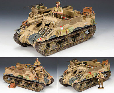 King (and) & Country EA058 - The M7 Priest - Retired - Discounted