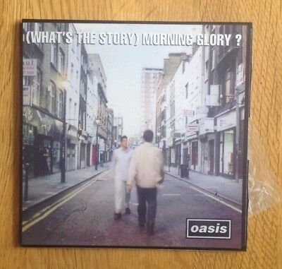 Oasis - What's the Story Morning Glory? CD - Digisleeve Replaced Cover- Free P+P