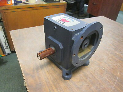 Grove Gear Iron Man Reducer GR8240149.00 Model GR-TMQ-824-20-L-56 Ratio 20:1