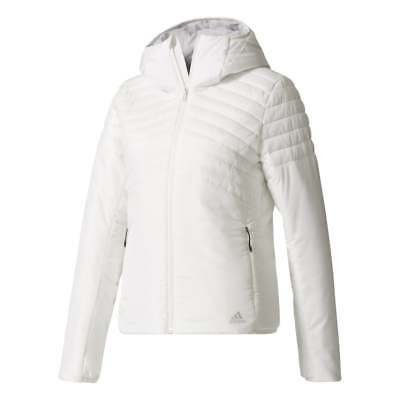 adidas Womens Cytins Padded Hooded Jacket