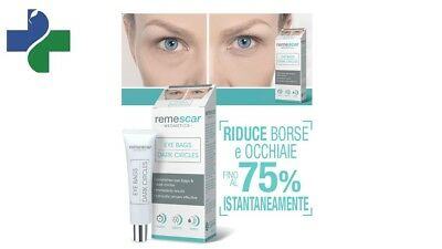 REMESCAR REDUCTOR BORSE OCCHI Remescar Eye Bags And Dark Circles 8ml Esclusivo!!