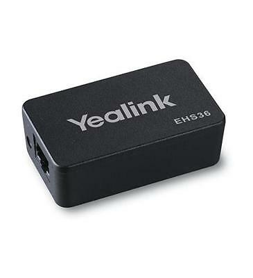 Yealink EHS36 Headset Adapter with 1 Year Factory Warranty NOT JUST 30 DAYS!!!