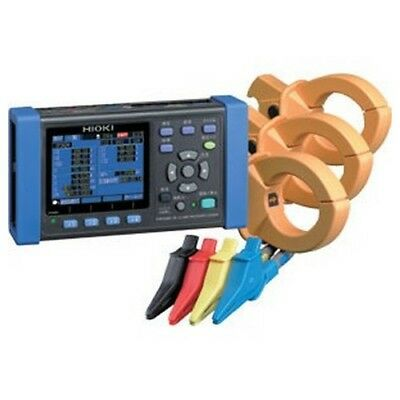Hioki / Pw3360 Clamp On Power Logger