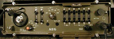 AEG se 6861 hf manpack( 2available)